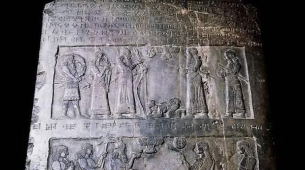 Найденный 2800-летний Чёрный обелиск подтверждает точность Библии