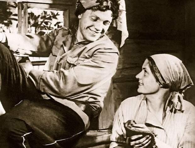 Кадр из фильма *Чапаев*, 1934   Фото: 7days.ru
