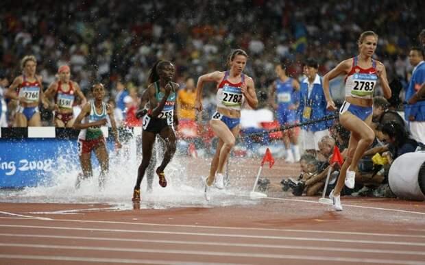 Стипль-чез, Олимпиада в Пекине 2008