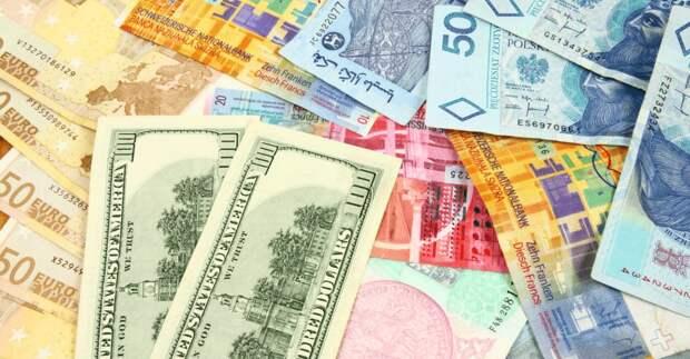 Официальные рыночные курсы инвалют на 5 мая установил Нацбанк Казахстана