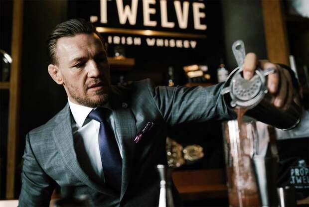 Макгрегор пожертвует миллион долларов наблаготворительность спродаж своего виски