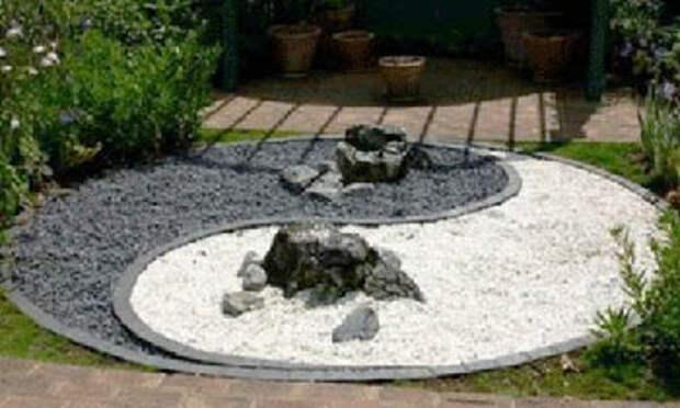 сад камней фото монада