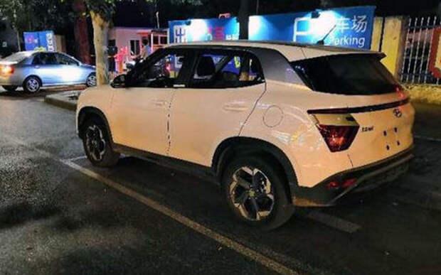 Первые фото нового Hyundai Creta — вслед за Kia Seltos