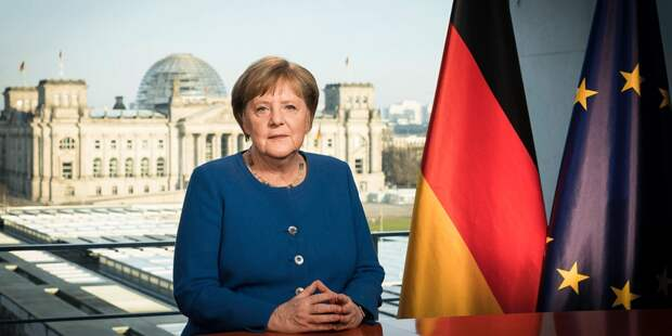 Меркель не до дискуссий