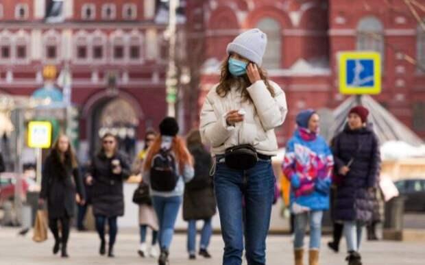 Москва вводит ограничительные меры из-за коронавируса с 28 сентября