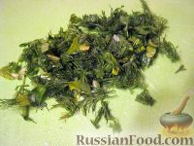 Фото приготовления рецепта: Салат «Чудо» - шаг №4