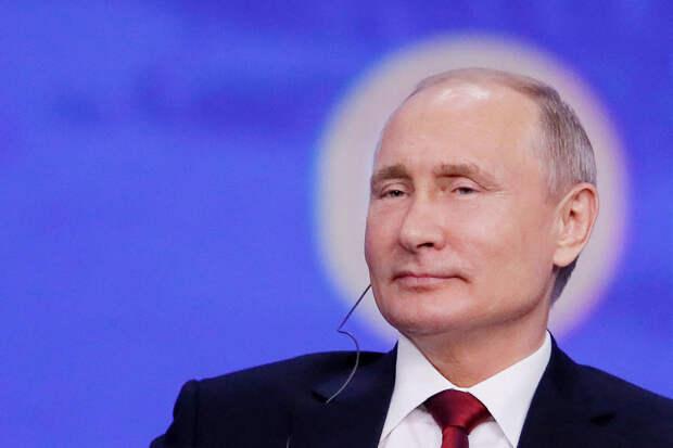 Журналист развеял слухи о проблемах со здоровьем Путина