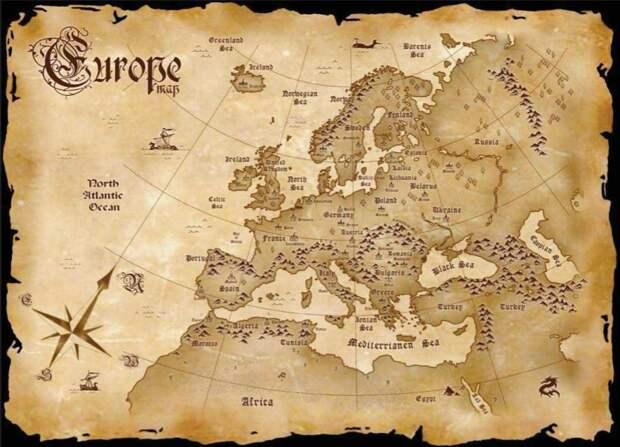 Восточная Европа как поле сражения России с англосаксами