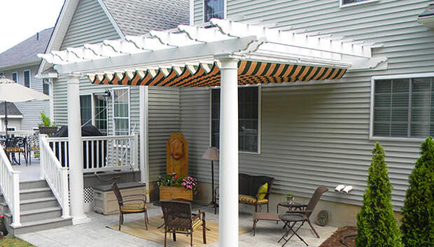 Дизайн входа в частный дом: 18 вариантов дизайна участка перед домом