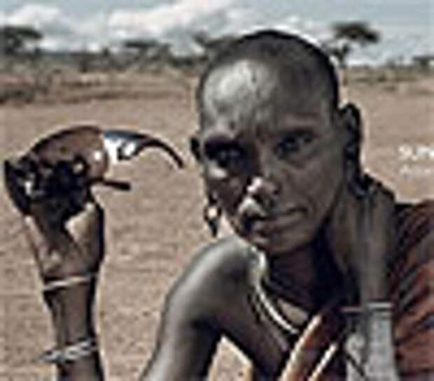 Европейцев призвали поделиться гламуром с Центральной Африкой
