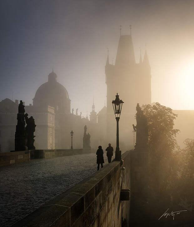 Потрясающее фотопутешествие в «город ста башен»