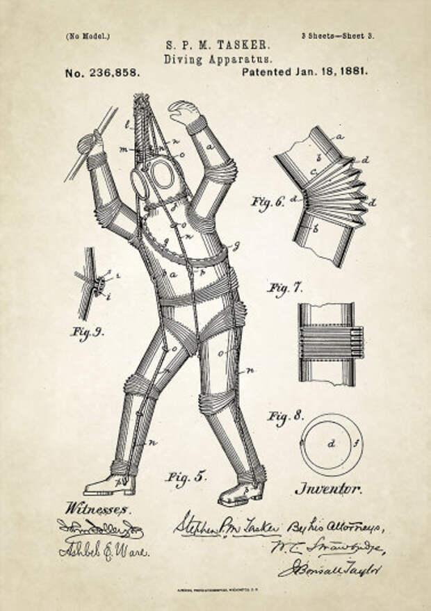 Очки для курицы и автомойка для женской груди. 20 самых странных изобретений прошлого