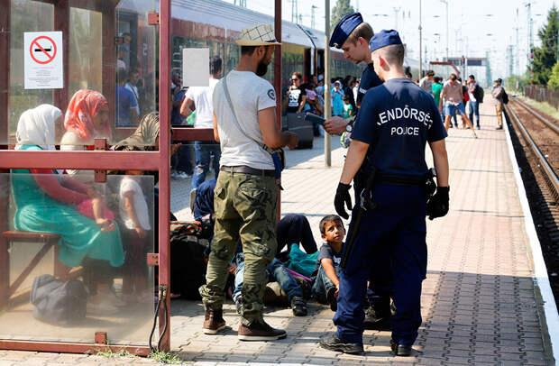 Тысячи новых мигрантов прибывают в Европу