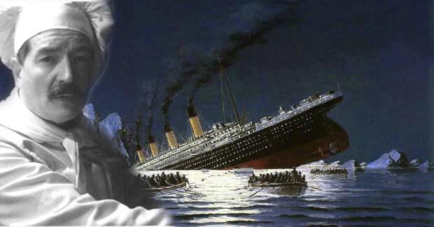 Как выпивка спасла пекаря с «Титаника» и еще десятки пассажиров затонувшего лайнера