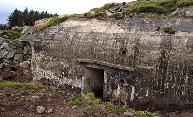 Реальный военный бункер из чащи леса: находка черных следопытов