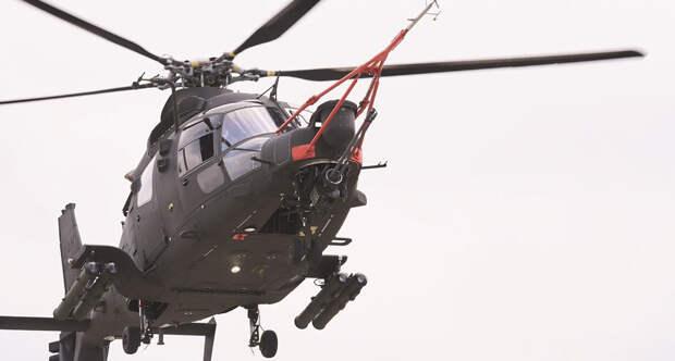 Корейский вертолет