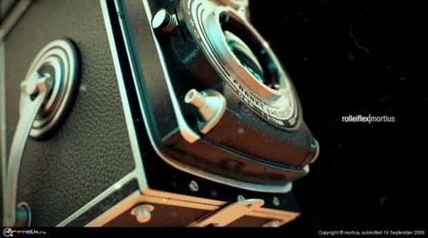 Реалистичные 3D-работы