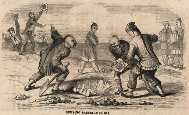 Древняя традиция инфантицида: зачем люди убивают своих детей?