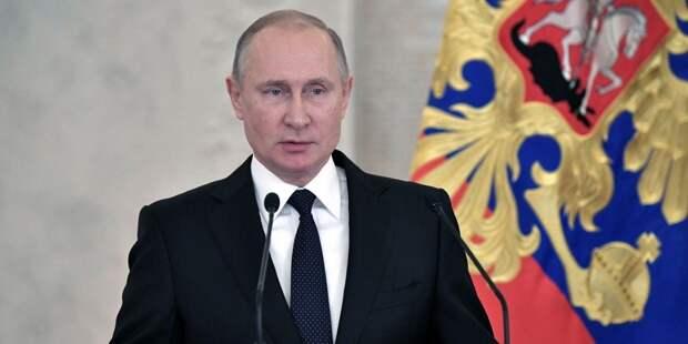 Путин ответил, почему цены на газ в Европе высокие
