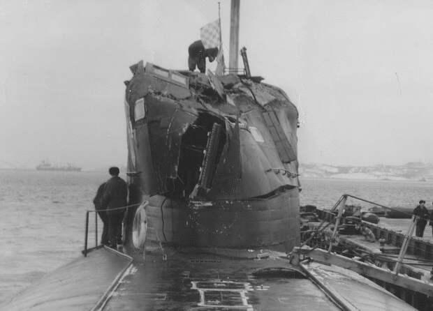 «Безумный Иван»: самый опасный маневр советских подводников