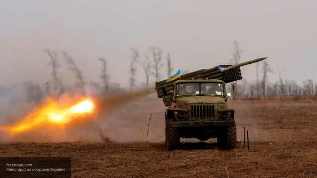 В Сети показали доказательства переброски Украиной в Донбасс военной техники ВСУ