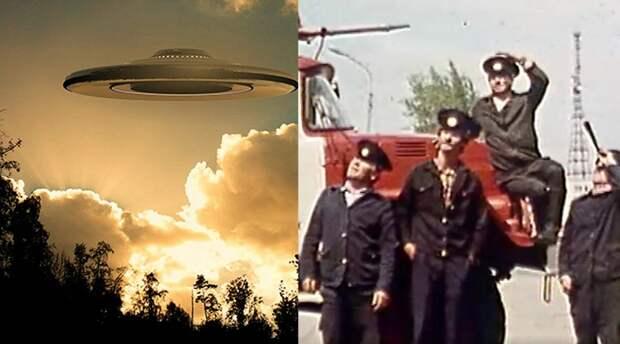 НЛО в СССР. Как сюжет об инопланетянах впервые попал в советские новости