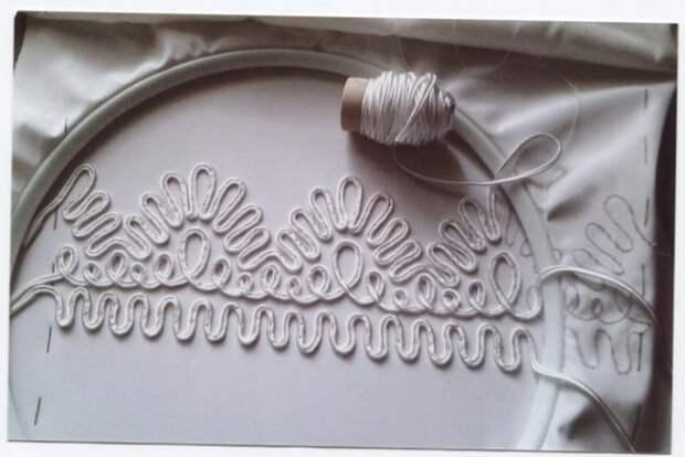 Как вышивать на самой простой швейной машине
