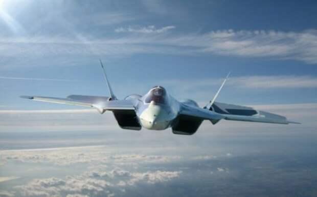 """Американский F-22 против российского ПАК ФА: кто победит? (""""The National Interest"""", США)"""