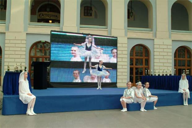 В Москве состоялась VII Международная выставка «Мир торговли»
