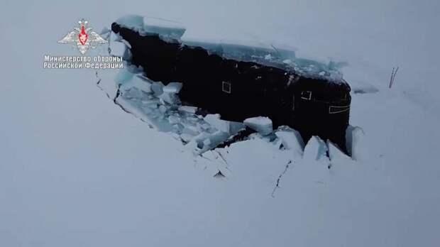 Экспедиция «Умка-2021». Подлодки, самолеты и арктический потенциал