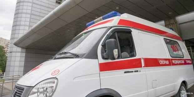 Водитель иномарки сбил женщину на улице Лавочкина