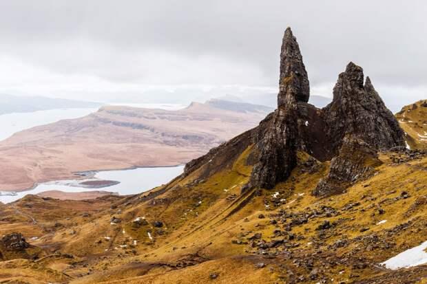 Сказочная Шотландия в популярных фильмах