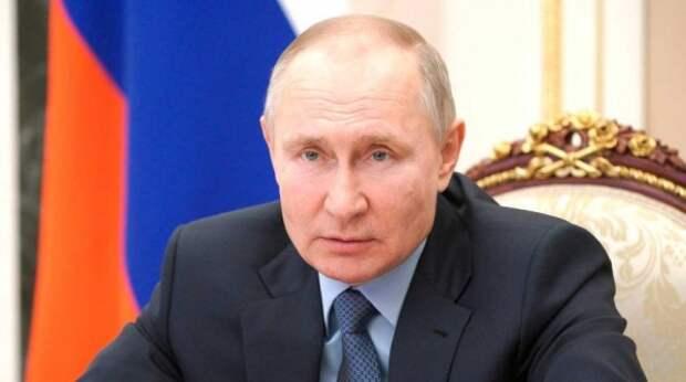 В Кремле оценили вероятность встречи Путина с Зеленским