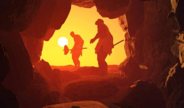 Как древние люди совершенствовали обработку камня