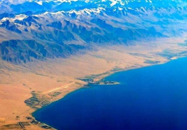 Что скрывают воды озера Иссык-Куль
