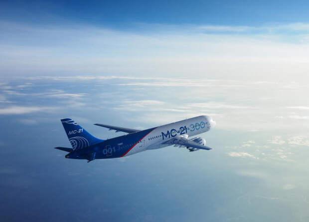Европейских летчиков-испытателей допустили к управлению МС-2
