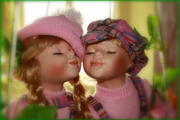 Такие разные куклы