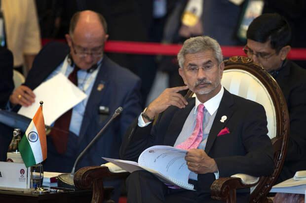 Об Индо-Пацифике из первых уст: министр иностранных дел Индии выступил в клубе «Валдай»