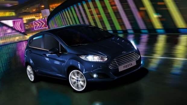Ford опубликовал цены на самую доступную модель в России