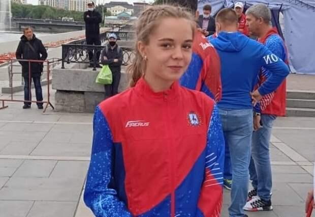 Нижегородка признана сильнейшей спортсменкой России по пожарно-спасательному спорту