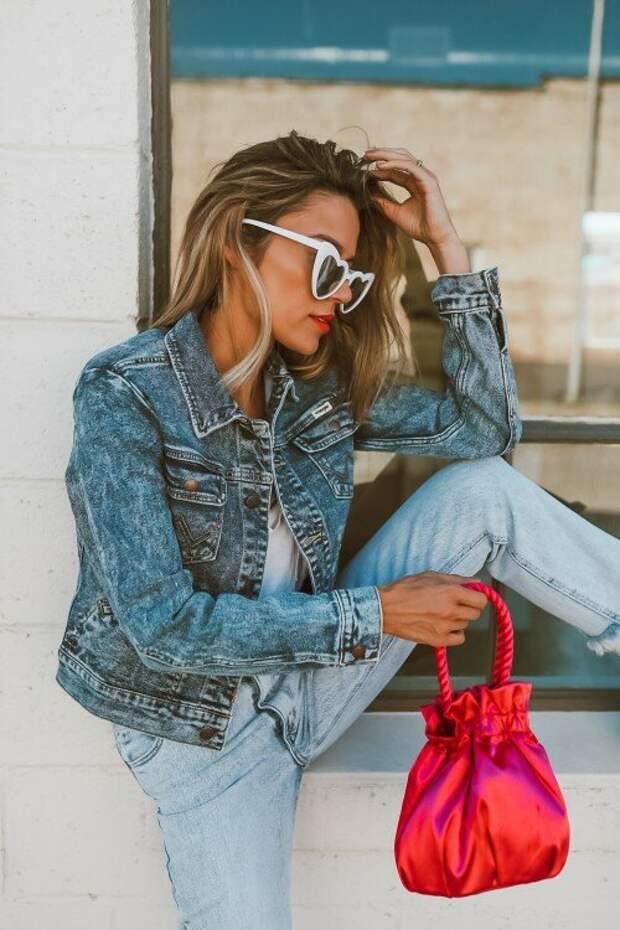 Total denim – стильный весенний тренд, который полюбят все