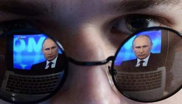 В США резко выросла популярность Путина | Продолжение проекта «Русская Весна»