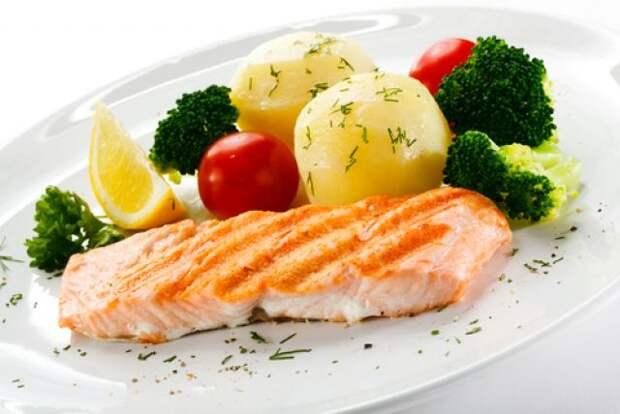 Еда для долголетия. Какие продукты помогут продлить молодость