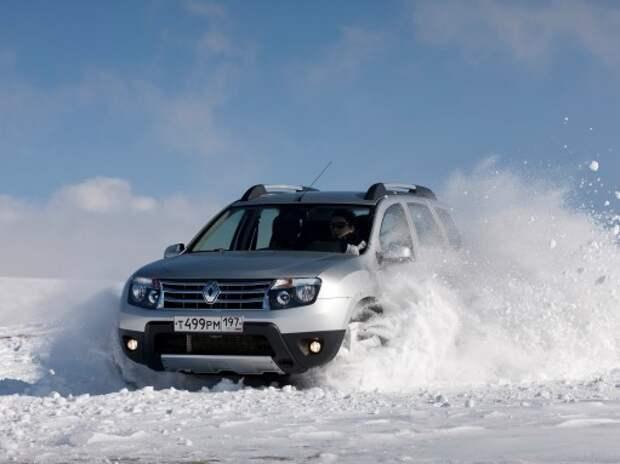 На Renault Duster объявили выгодный кредит