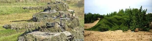 Выбор оружия в противостоянии Армении и Азербайджана: маскировка как «путь обмана»