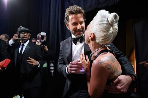 Леди Гага рассказала о романе с Брэдли Купером
