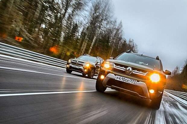 Бензиновый Renault Duster против дизельного: считаем расходы