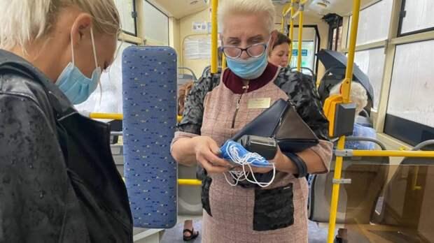 Штрафы за отсутствие масок в Севастополе