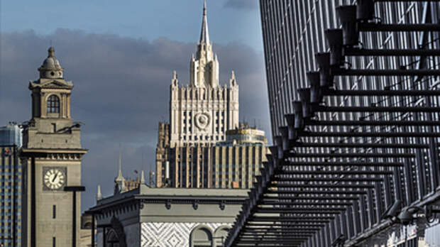 """В МИД изложили план действий, если Россию отрежут от банковской системы:"""" пока не отказываемся"""""""