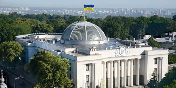 В Верховной Раде подрались депутаты «Слуги народа»